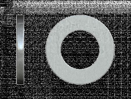 Plain washer DIN EN ISO 7089-2000 (DIN 125), DIN EN ISO 7090-2000 (DIN 125-1), DIN EN ISO 7091-2000 (DIN 126); ISO 7089:2000, ISO 7090:2000, ISO 7091:2000